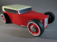 Red Phaeton