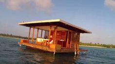 Manta Resort: Underwater Room - Tour & Review