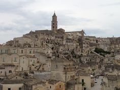 The Sassi of Matera, Basilicata, Italy