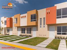 #conjuntosintegrales LAS MEJORES CASAS DE MÉXICO. El prototipo de vivienda CUPIDO, tiene 60 m2 de terreno por 73 m2 de construcción y está acondicionado con sala, comedor, cocina, 3 recámaras, 1 baño y medio, estancia de TV, patio de servicio y cajón de estacionamiento. En Grupo Sadasi, le invitamos a conocer nuestro desarrollo Los Héroes San Pablo en el Estado de México, donde podrá adquirir esta bonita casa. informes@sadasi.com