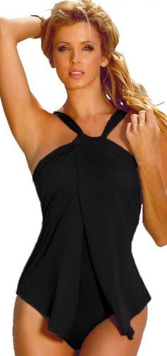 COSTUME INTERO DOROTHEA nero - Costumi da bagno 92a56f5e2