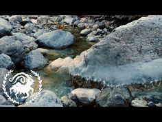 Relaxing Little Brook Sounds / Meditation, Sleep