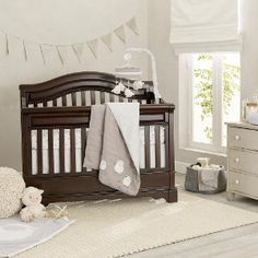 Lambs and Ivy Goodnight Sheep Baby Bedding and Accessories