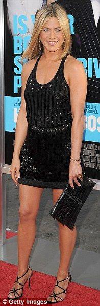 Aniston - LOVE the dress!