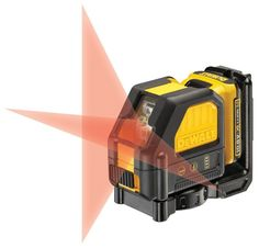 Dewalt DCE088D1R Şarjlı Lazer Distomat
