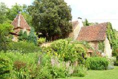 Jardin Anglais at Cadiot