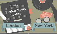 London vs New York: The infographic that compares the two cities