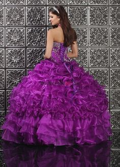purple quinceanera dresses - Google Search