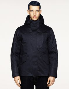 Stone Island Performance Cotton Jacket