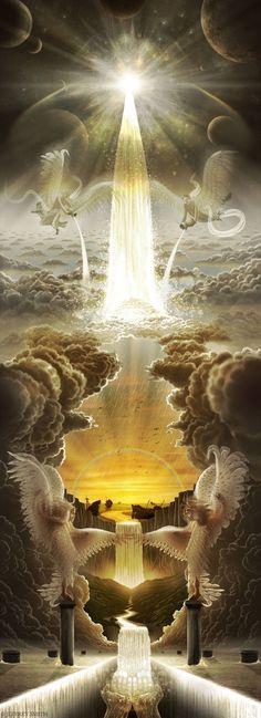 Ontdekking van de hemel