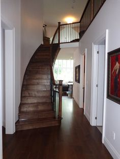 What to do with our stairs?! - Houzz