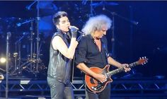 "Yahoo! Music review ""Queen + Adam Lambert Rock London with ""Queenbert"" Concert"" by Lyndsey Parker"