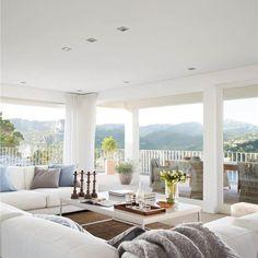 Una casa con las mejores vistas