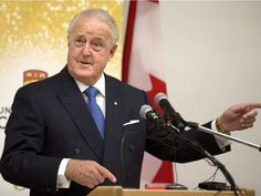 Former prime minister Brian Mulroney urges Justin Trudeau to take leadership…