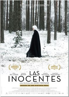 The Innocents (French title: Les Innocentes; previously known as Agnus Dei) is a 2016 drama film directed by Anne Fontaine Films Hd, Films Cinema, Hd Movies, Movies Online, Movies And Tv Shows, Movie Tv, 2016 Movies, Movies 2019, Beau Film