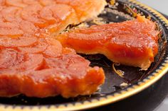 Tart tatin. Франзузский пирог — Bon Appetit