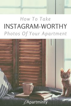 Learn how to take Instagram-worthy photos of your apartment with these 5 easy tips | Photography Tips | via Apartminty