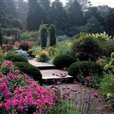 Garden Travel Destinations: Wave Hill.  Discover beautiful gardens to visit, browse worldwide trips and cruises, and find local garden tours, day trips and more