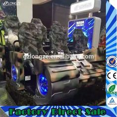 ank model -VR eyeshoot---2018 Canton Fair promotion game machine tank shape equipment arcade virtual reality games 9D VR, View virtual reality games, Longze Product Details from Guangzhou Longze Electronic Technology Co., Ltd. on Alibaba.com