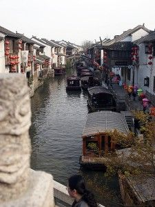 Places to see in China