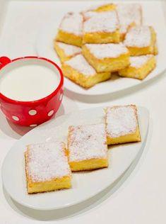 Túrós lepény Feta, Dairy, Cheese, Baking, Bread Making, Patisserie, Backen, Sweets, Roast