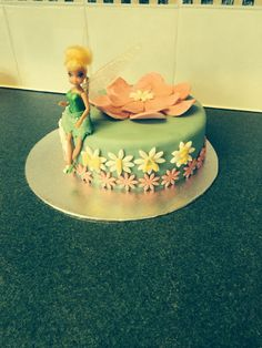 28 best the cake fairy dundee images on pinterest dundee fairy tinkerbell cake publicscrutiny Images