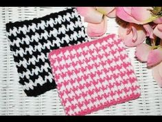 TUNISIAN CROCHET HOUNDSTOOTH PATTERN FOR HOUDSTOOTH COAT - VEA MAS VIDEOS DE TUNECINO | TUNECINO | TVPlayVideos - Reproduce videos restringidos de YouTube