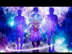 Mon groupe d'être de lumière nous explique la vibration (basse et haute)