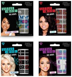 Little Mix Nail Wraps