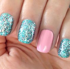 Beautiful pretty nails