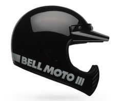 The Bell company has been producing really great helmets for a long period of time, and the Bell Moto-3 is no exception. This is a helmet that has a classic design that recalls products from the 1970's and represents a throwback in many ways. It still has all of the features and benefits that youwould …