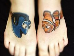 Top Dory Finding Nemo Fish Images for Pinterest Tattoos