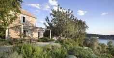 villa san spirito, croatia (architecture: steven harris architects)