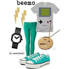 adventure time clothing style | Fashion Inspired by Adventure Time (Beemo) | My Style Pinboard