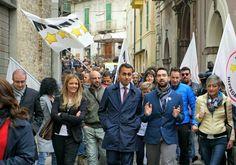 il popolo del blog,: LUIGI DI MAIO :#M5S  Oggi Denis #Verdini ha formal...