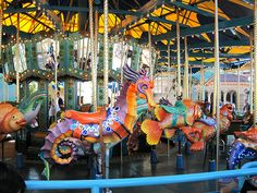 King Triton's Carousel   Flickr - Photo Sharing!