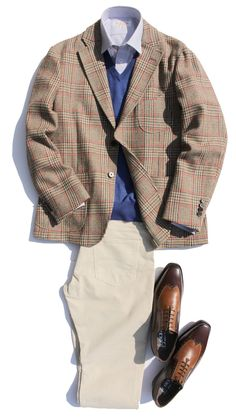 HIKO check jacket 3