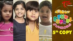 nice Fun Bucket JUNIORS | Students Jokes | Episode 5 | Kids Funny Videos | Comedy Web Series