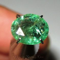Zamrud Oval 1.50 carat