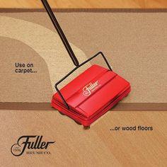 Fuller Red Carpet Sweeper Fuller Brush https://www.amazon.com/dp/B01B5DAE56/ref=cm_sw_r_pi_dp_x_zwlfyb7WY0JBY