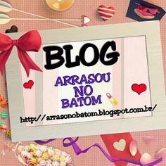Olá meninas!! Vem conhecer nosso blog.. Está cheio de dicas legais pra arrasar no dia a dia!!  Arrasou no Batom! Blog http://www.arrasounobatom.com.br/ Intagram @arrasounobatom
