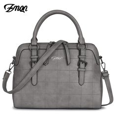 Cheap bag with logo, Buy Quality bag with brand logo directly from China  bags with Suppliers  ZMQN Women Leather Handbags Famous Brand Tote Bags  With Logo ... b7c5470aaf