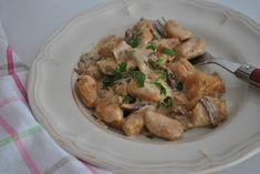 Újabb édesburgonyás tünemény készült, gnocchit, az olasz nudlifélét készítettem. Egy kb 2 hónappal korábban csináltam már ilyet, annyira...