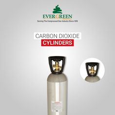 Evergreen carries a wide variety of cylinders including (CO2) Carbon Dioxide Cylinders and (NO2) Nitrogen #Cylinders manufactured by CATALINA. Every cylinder is inspected and tested by a DOT and TC authorized independent inspection agency.