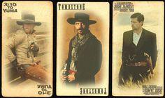 Charlie Prince, Johnny Ringo, and Jesse James