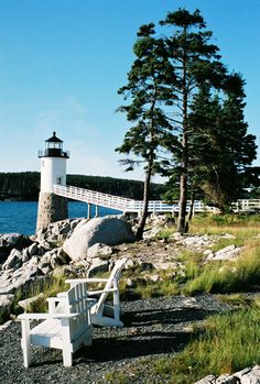 Isle au Haut, Maine, is a beautiful and peaceful place and is part of the Acadia National Park Copyright: Kaustubh RP