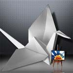 How to fold an Origami Crane  How to fold an Origami Crane The Origami Crane is probably the most classic of all origami. This is the one origami everyone tries to learn to fold. In this easy tutorial I show you how to make a crane  Continue reading   The post How to fold an Origami Crane appeared first on Origami Blog.