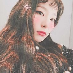 Find images and videos about kpop, icon and red velvet on We Heart It - the app to get lost in what you love. Red Velvet Seulgi, Red Velvet Irene, Park Sooyoung, Mamamoo, Kpop Girls, Girls 4, Ulzzang, Asian Girl, Korean Girl
