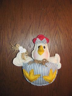 New Country Chicken Eat Beef walldecor Wall by morethanbearscrafts