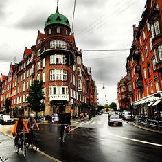 København (Copenhagen) in Region Hovedstaden  Helsinki, Oslo ou quelque par au Yukon, en Artique ou en Russie :o)